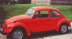 The 1972 beetle