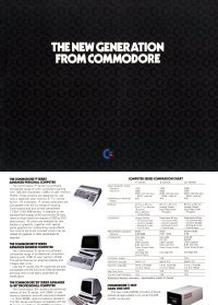 The new generation from Commodore