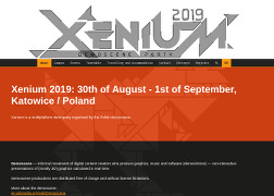 Xenium 2019}