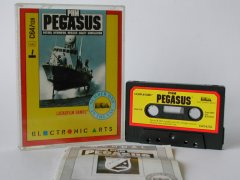 Commodore C64 game (cassette): PHM Pegasus