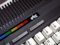Commodore +4 with different logo.