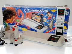 Commodore Games System