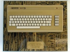 Commodore Golden edition.