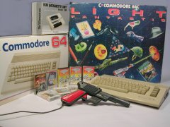 Commodore C64c - Light Fantastic