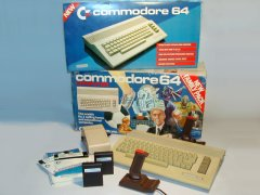 Commodore C64c - New Family Pack
