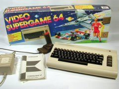 Commodore C64g (Super Game System)