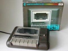 Commodore 1531 with original packaging.