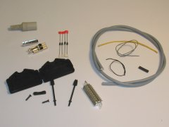 Parts to build the XE1541.