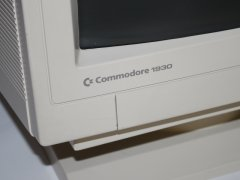 The logo of the Commodore 1930 monitor.