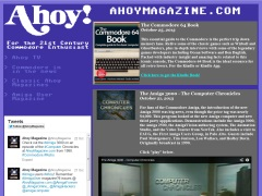 Ahoy Magazine