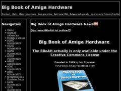 Commodore Link Page - Big Book of Amiga Hardware [en]