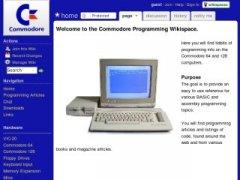 Commodore Programming Wikispace