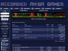 Recorded Amiga Games