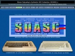 Stone Oakvalley's Authentic SID Collection