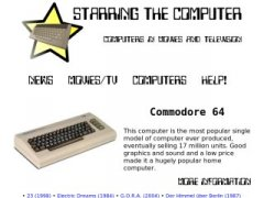 Starring the Computer