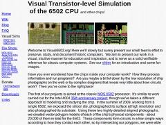 Visual 6502