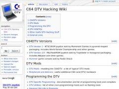 C64 DTV Hacking Wiki