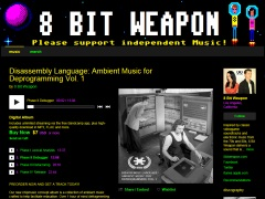8 Bit Weapon: Disassembly Language