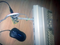 USB adapter Amiga