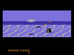 Antarta the Penguin - C64