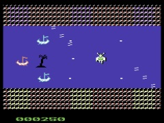 Arthur the Viking - C64