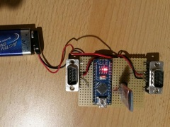 Projekt Bluetooth Joystick