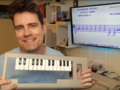 Christian Simpson - Commodore Music Maker