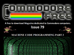 Commodore Free #79