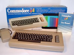The Commodore 64 is 30