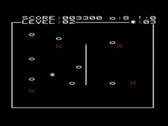 Cross Chase - VIC20