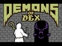 Demons of Dex - C64