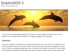 DolphinDos 3 - 1541-II