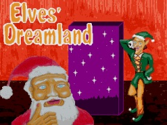Elves Dreamland - Amiga