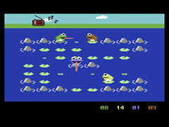 Frogs - C64