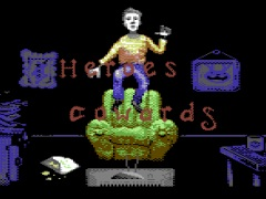 Heroes & Cowards - The Pentagram of Power - C64