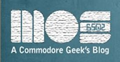 Commodore Geek's Blog