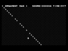 Ornament Man - C64