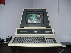 Commodore PET 2011