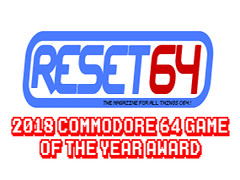 Reset64 Magazine Game compo 2018