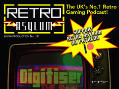 Retro Asylum Podcast - 181