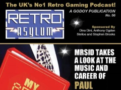 Retro Asylum Podcast - 56