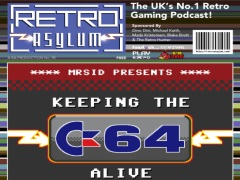 Retro Asylum Podcast 95