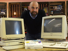RetroManCave - Apple Mac vs Amiga