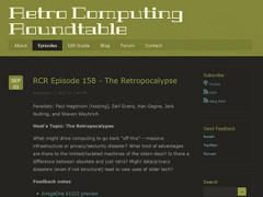 Retro Computing Roundtable #168