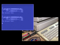 8-Bit Show & Tell - Animated Disk Directories