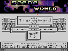 Scene World magazine #28 - Amiga