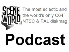Scene World Podcast #46 - Robert Bernardo