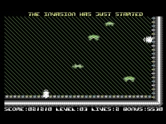 Sheepoid - Frozen In Time - C64
