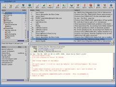 SimpleMail v0.45 - Amiga