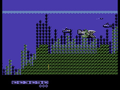 The Hunter - C64